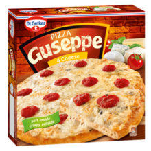 Guseppe 4 Cheese